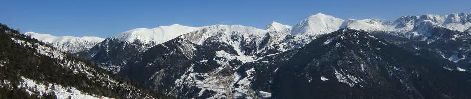 Winter GrandValira Andorra